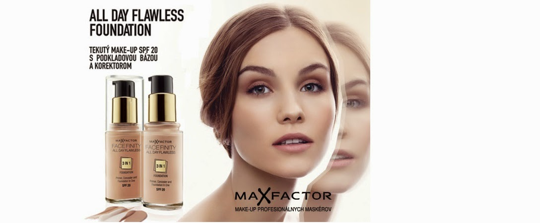 Face Finity de Max factor