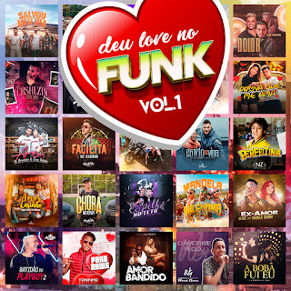 CD – Deu Love No Funk (2019)
