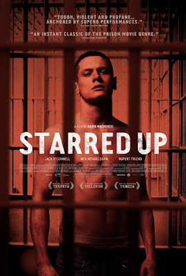 Starred Up 2013 DVD R2 PAL Spanish