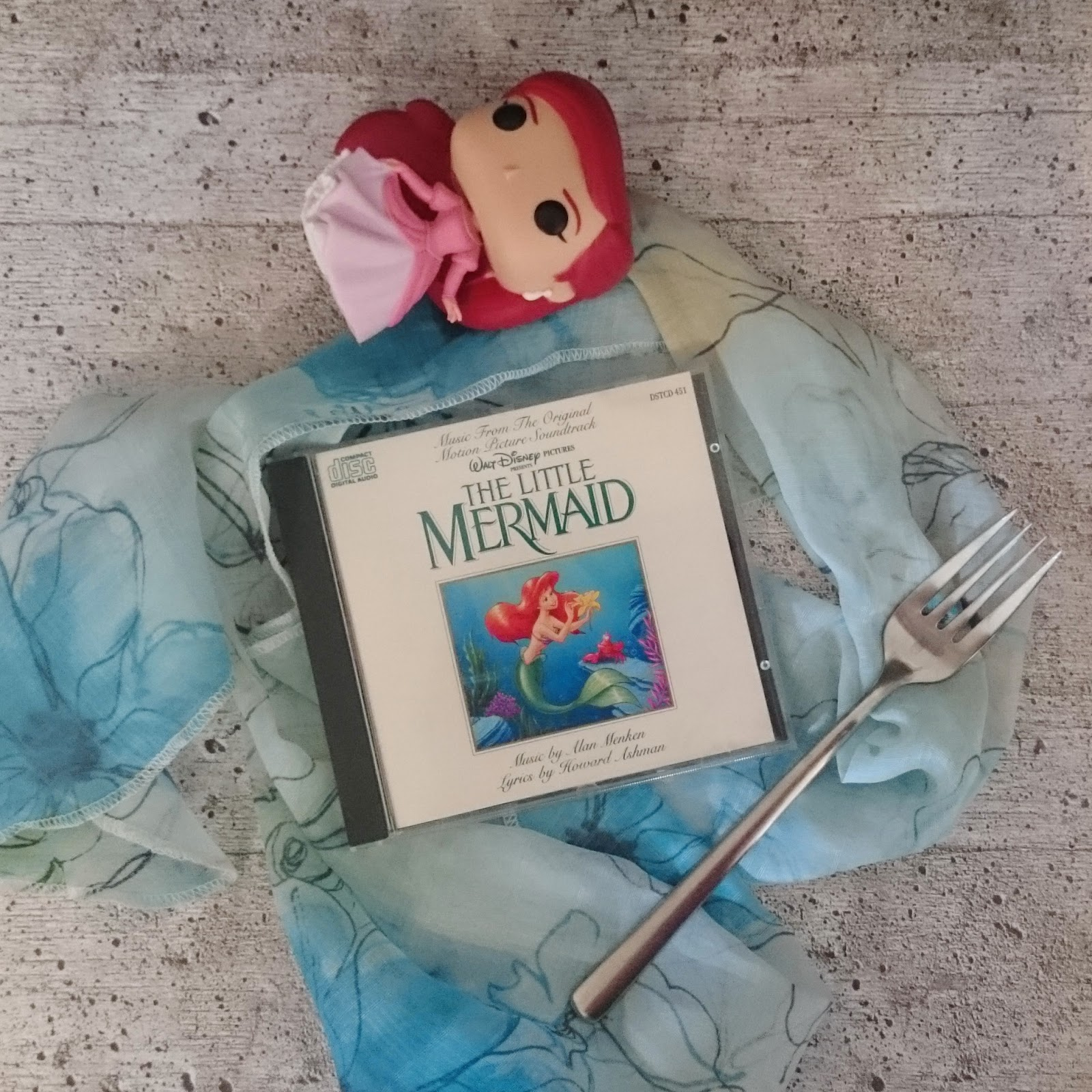 Beauty And The Beast Original Motion Picture Soundtrack: Lucciola: [Music Monday] The Little Mermaid: Music From