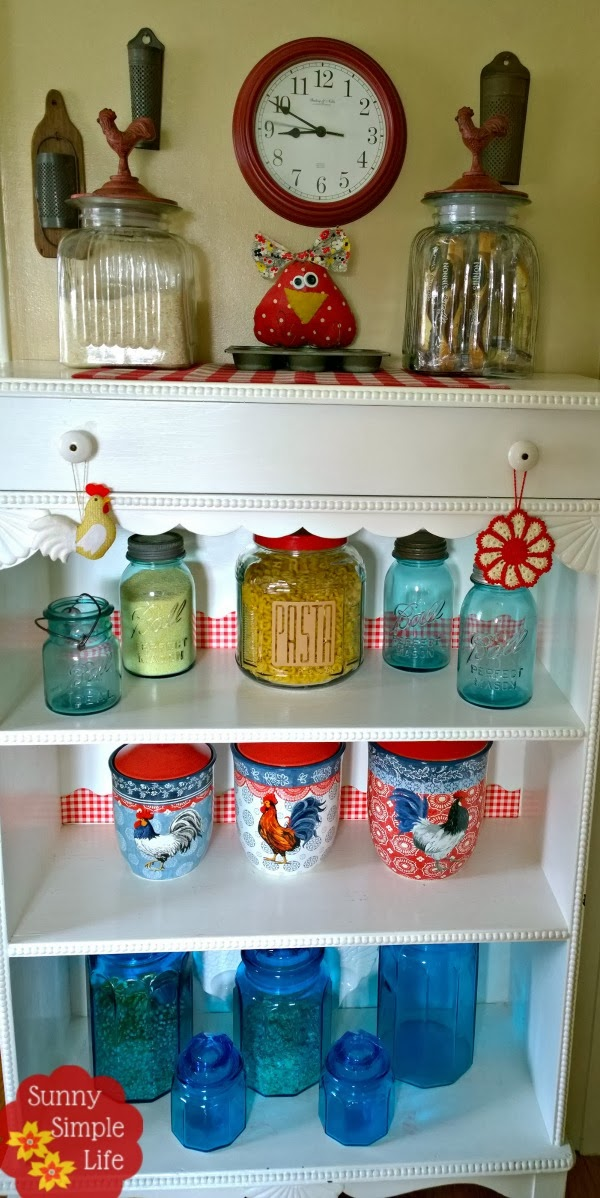 chicken canisters