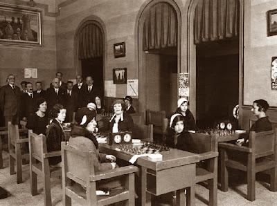 I Campeonato Femenino de Barcelona 1932