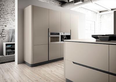 LOGOSSCOOP hidden kitchen design in cupboards