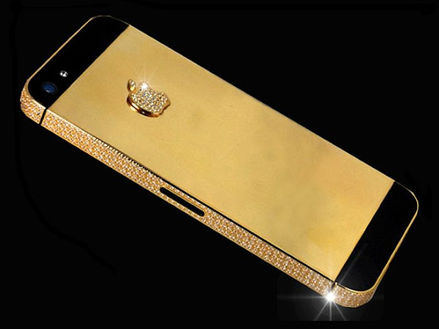 Top 10 most expensive mobile phones in the world.