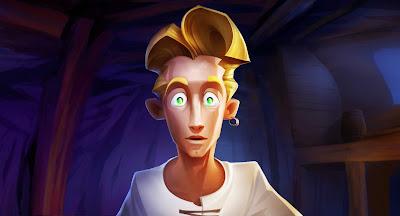 video game - The Secret of Monkey Island - Guybrush Threepwood