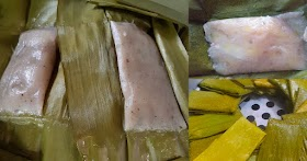 สูตรขนมกล้วยใบตองโบราณ อร่อยห วานมัน หนึบหนับ ทำง่ายไ ด้ประโยช น์