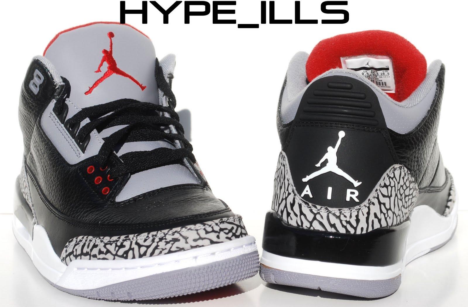 128931b4ce547a Nike Air Jordan III Retro