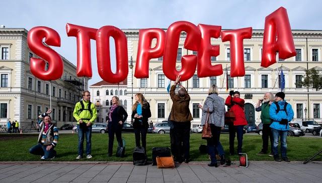 Απέτυχαν οι διαπραγματεύσεις της τελευταίας στιγμής ΕΕ-Καναδά για τη CETA