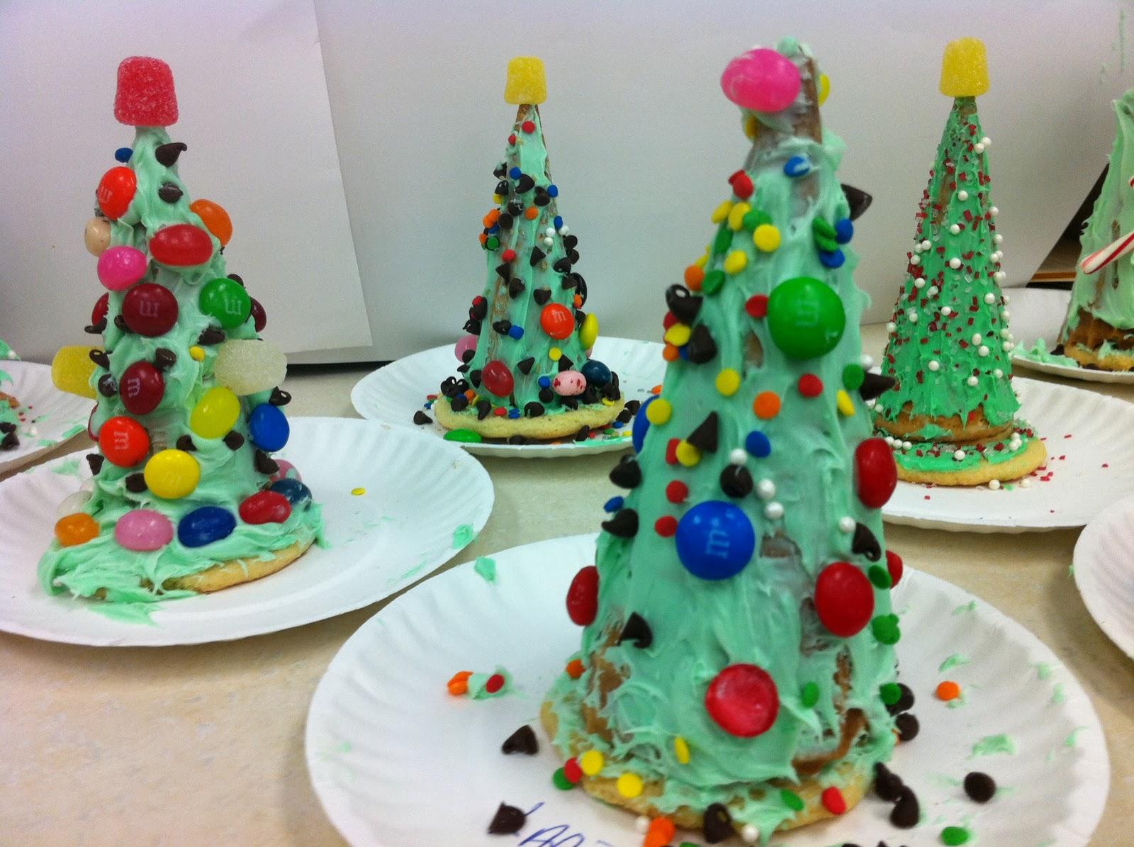 My Life According To Pinterest: Edible Christmas Trees