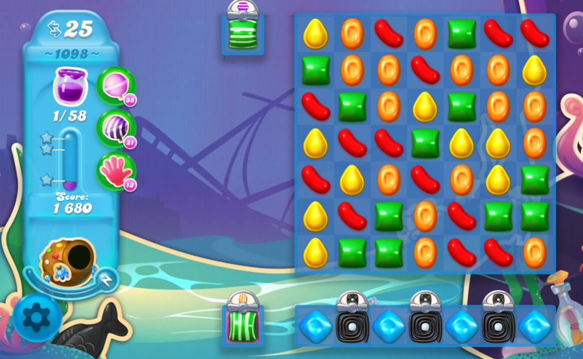 Candy Crush Soda Saga 1098