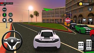 Driving Car Academy Simulator 3D v1.4 Mod Apk Full Unlocked