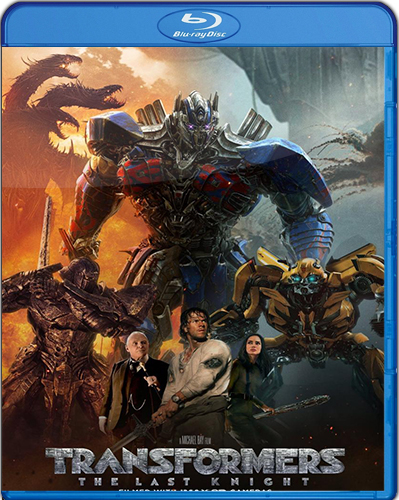 Transformers: The Last Knight [2017] [BD50] [Latino]