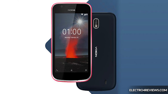 Nokia 1 Plus Leaking some specifications