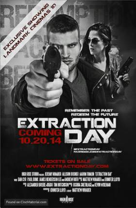 Extraction Day 2014 Dual Audio Hindi 300MB Movie Download