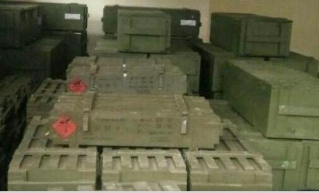 Akhirnya, Polisi Akui Impor Senjata Berat Standar Militer