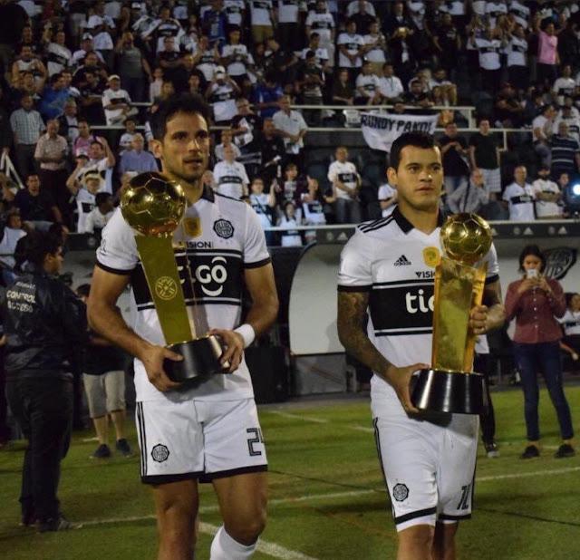 Los récords del campeón paraguayo