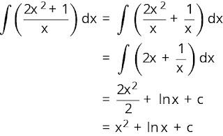 Pembahasan soal integral nomor 10
