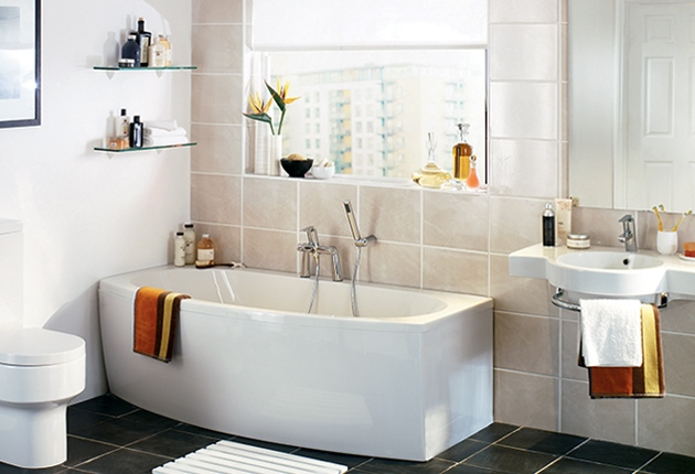 Choose Bathtubs For Small Bathrooms That Will Suit Your Needs