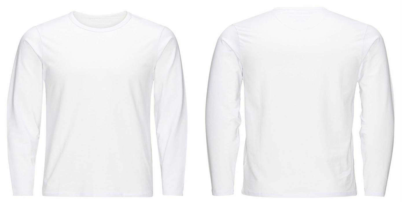 64 Desain Baju Polos Panjang Depan Belakang Terbaik