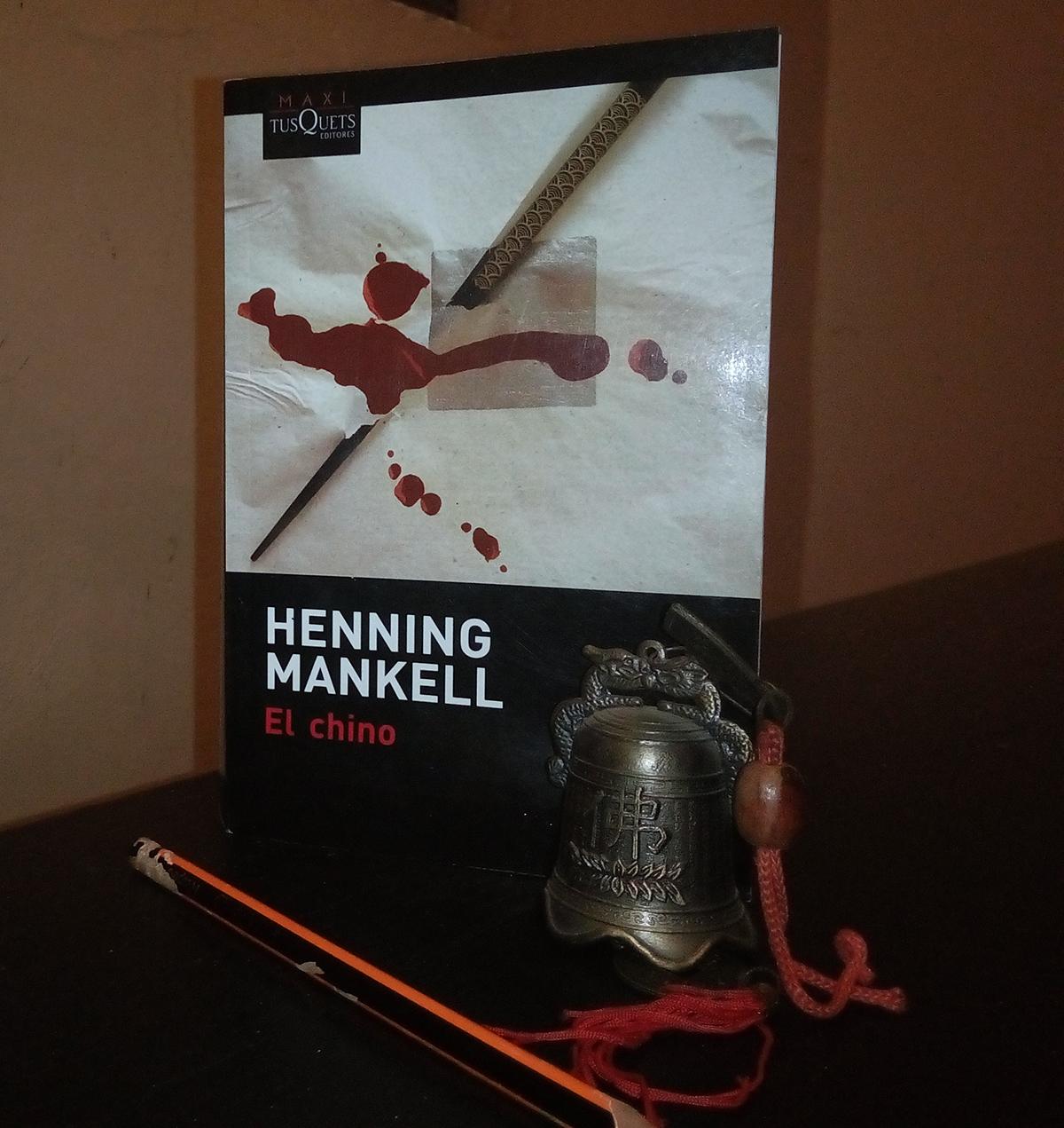 0879a484 El chino. Henning Mankell - Páginas Colaterales / Blog de lectura