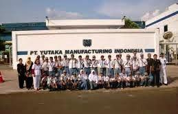 Lowongan Kerja Jobs : Operator Produksi Min SMA SMK D3 S1 PT Yutaka Manufacturing Indonesia