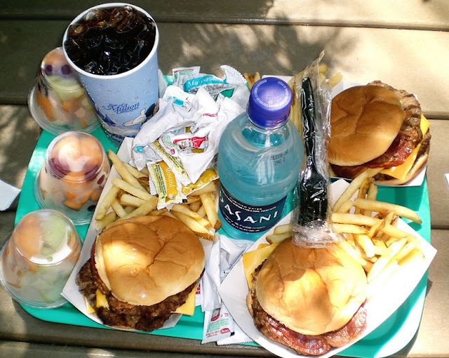 Onde comer no parque Blizzard Beach na Disney em Orlando