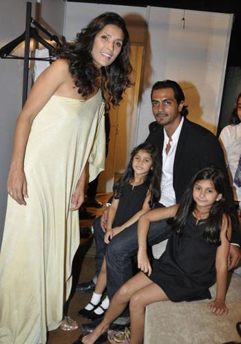 Arjun Rampal's family
