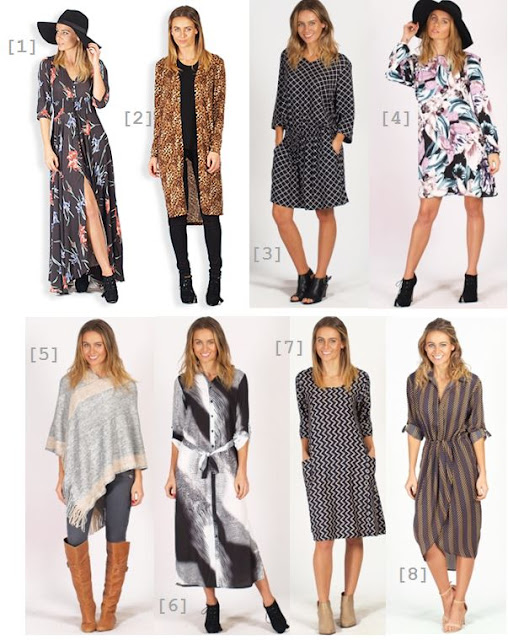 Freez Fashion Winter Dresses | Almost Posh