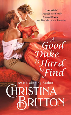 Book Review: A Good Duke is Hard to Find (Isle of Synne #1) by Christina Britton | About That Story