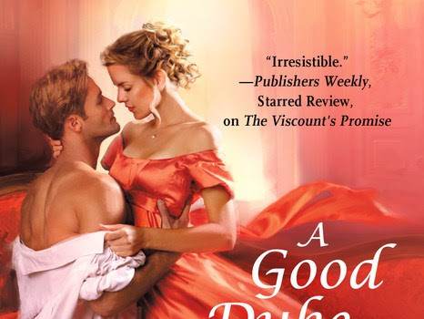 Book Review: A Good Duke is Hard to Find (Isle of Synne #1) by Christina Britton
