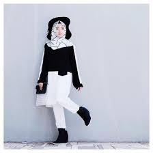 Fashion Wanita Hijab Kekinian