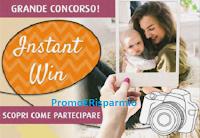 Logo IperBimbo '' Instant Win'': vinci subito uno dei 9.300 premi in palio con un click!