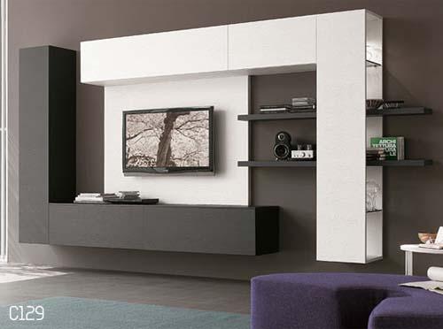 Personalizza il tuo living arredamento facile - Parete attrezzata moderna ikea ...