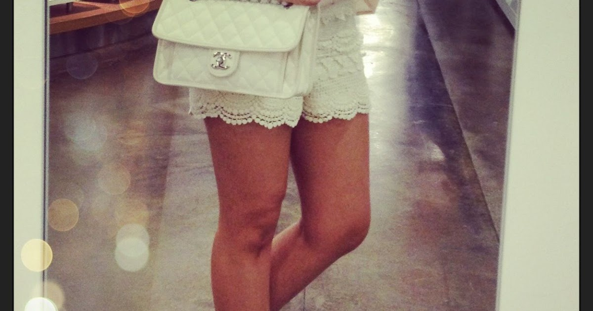 7d2bfcccb8d7 Holly Ann-AeRee 2.0   Fashion  Spring Staples  Ivory  Chanel + Christian  Louboutin