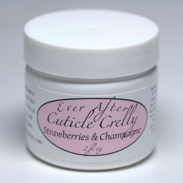 Ever After Cuticle Crelly Strawberries & Champagne