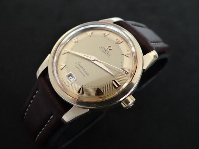 Reloj_oro_omega_seamaster