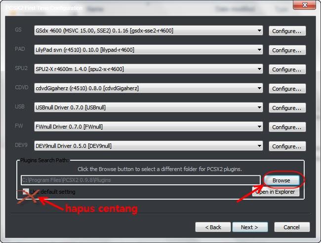 How to delete saves from pcsx2 mem card