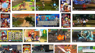 Game ppsspp iso Naruto Terbaru full version