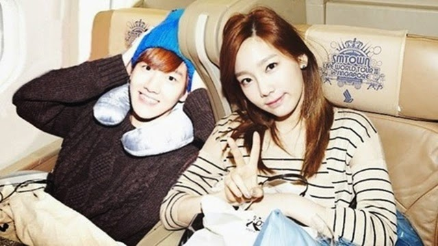 Benarkah Taeyon SNSD dan Baekhyun EXO Putus??