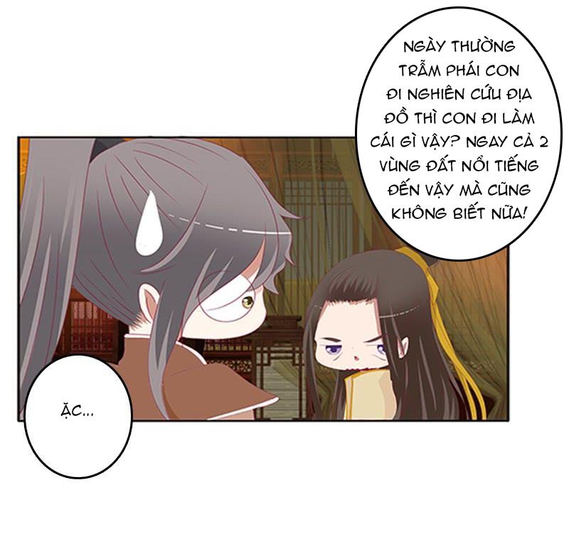 Thông Linh Phi chap 493 - Trang 30