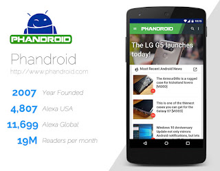 Phandroid best android blog