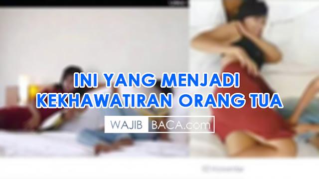 Orangtua Dituntun Awasi Anaknya, Video Tak Layak di Tonton Beredar di Sosial Media