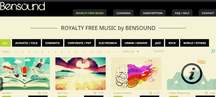 Top 3 Royalty Free Music Websites Of 2019 | The Top 3 Lists