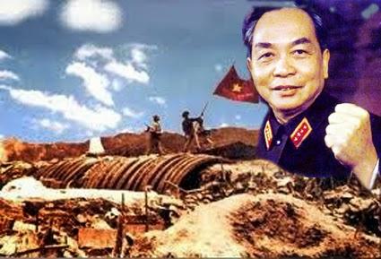 Đại tướng Võ Nguyên Giáp – tượng đài chiến thắng của dân tộc