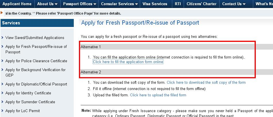 2 Ways To Apply For An Indian Passport Online Kwikinfo