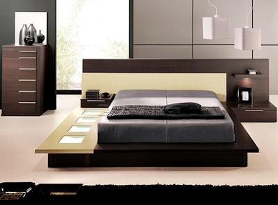 15 Desain Tempat Tidur Minimalis Modern Terbaru 2016 - 003