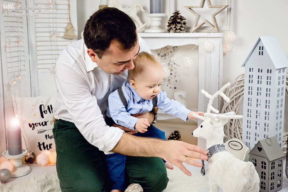 jak przygotować się do sesji niemowlęcej bozonarodzeniowej, sesja dziecieca gdańsk