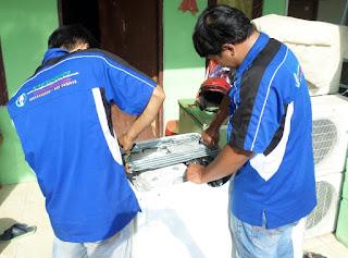 Service AC Lebak Bulus - Jakarta Selatan