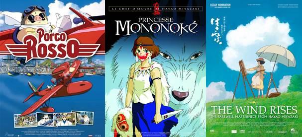 rekomendasi film hayao miyazaki, film anima hayao miyazaki paling bagus