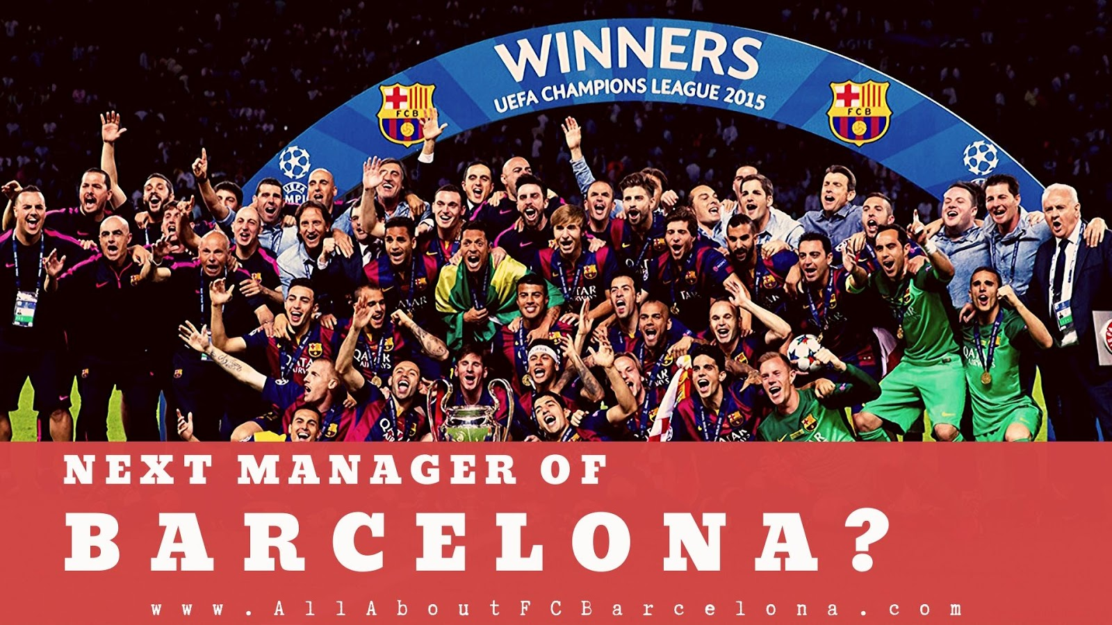 Who could be the Next Manager of FC Barcelona?